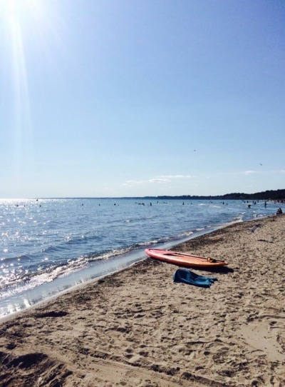 Lake Erie Sup Board